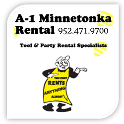 A-1 Minnetonka Rental