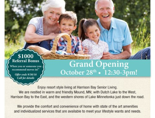 Grand Opening! October 28th 12:30 to 3:00pm!