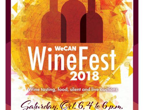 WeCan WineFest 2018