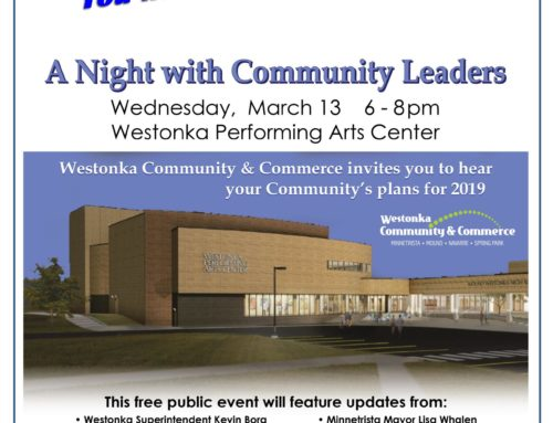 Rescheduled Event! A Night With Community Leaders