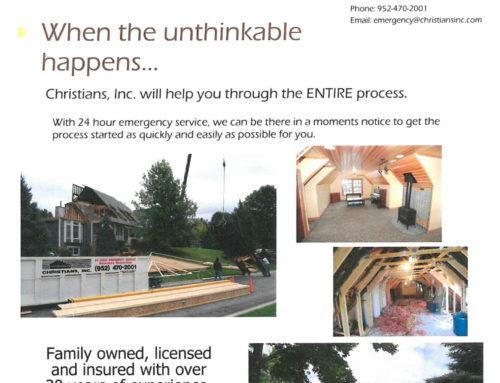 Christians Inc. Home Restoration