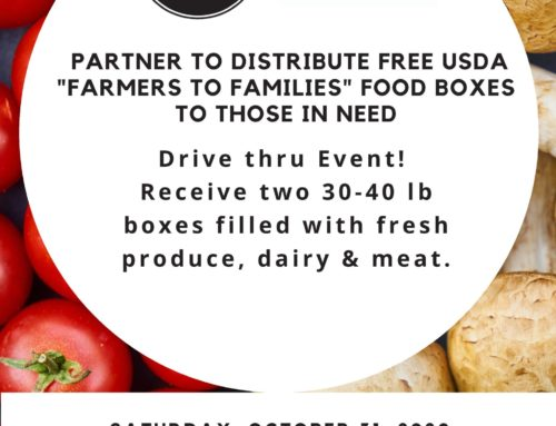 "River Valley Church & Westonka Food Shelf ""FARMERS TO FAMILIES"""