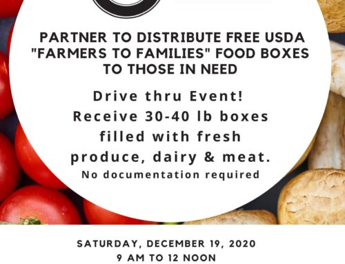 "River Valley Church & Westonka Food Shelf, ""Farmers To Families"""