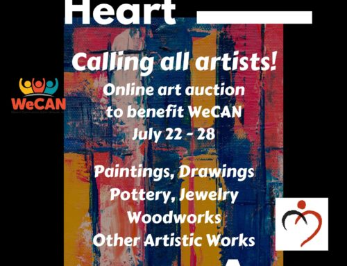 Open Your Heart!! Calling ALL Artists!!