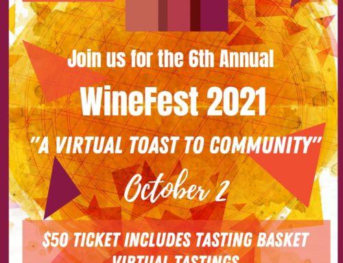 WeCAN 6th Annual WineFest!